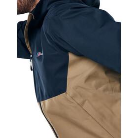 Berghaus Fellmaster Shell Jacket Herren petrified oak/dusk